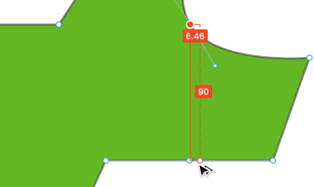 Расстояние от точки до кривой