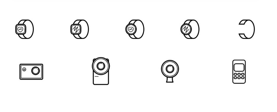Иконки электроника